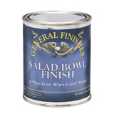 General Finishes Non-Toxic Salad Bowl Finish