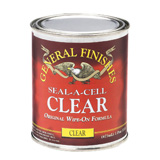 General Finishes Seal-A-Cell Sealer Clear