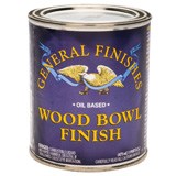 General Finishes Non-Toxic Wood Bowl Finish