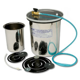 Hold Fast Vacuum Stabilization Chamber Kit
