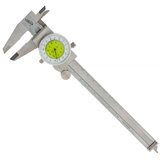 iGaging 6 Inch Fractional Dial Caliper