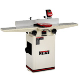 JET 6 Inch Deluxe Jointer 1 HP Helical Head JJ-6HHDX