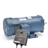 Leeson DC Variable Speed Control