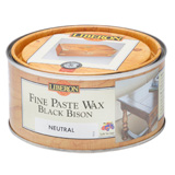 Liberon Fine Paste Wax Black Bison