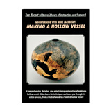 Mike Jackofsky Woodturning Making a Hollow Vessel by Mike Jackofsky DVD