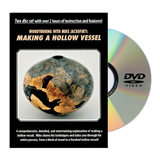 Mike Jackofsky Woodturning Making a Hollow Vessel DVD