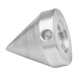 Oneway Multi-Tip Revolving Center Replacement Full Point Cone