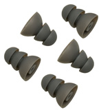 Plugfones Replacement Plugs - 5 Pack