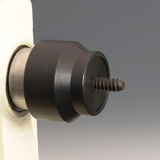 "Precision Machine 1-3/4"" Screw Center Chuck"