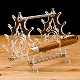 Pen Makers Choice Acrylic Arc Pen Stand