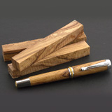 Pen Makers Choice Holy Land Olive Wood Pen Blanks - 5 Pack