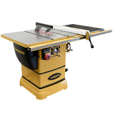 Powermatic 10 Inch Table Saw 1-3/4 HP 30 Inch Fence PM1000