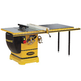 Powermatic 10 Inch Table Saw 3 HP 50 Inch Fence PM2000