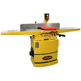Powermatic 8 Inch Jointer 2 HP Helical Head 60HH