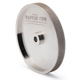 Raptor 8 Inch CBN Sharpening Wheel
