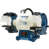 "Rikon 8"" Slow Speed Bench Grinder 1 HP"