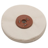 Robert Sorby Pro Edge Cotton Ply Buffing Wheel