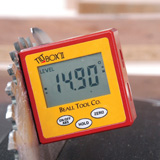 Beall Tilt Box II Digital Angle Gauge
