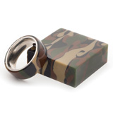 Turners Choice Acrylic Ring Blanks Woodland Camo