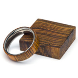 Turners Choice Exotic Ring Blank Bocote
