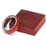 Turners Choice Stabilized Ring Blank Padauk