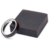Turners Choice Stabilized Ring Blank Wenge