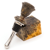 Turners Choice Stabilized Bottle Stopper Blanks Buckeye Burl
