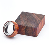 Turners Choice Stabilized Ring Blank Koa