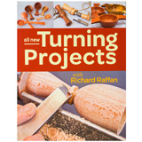 Taunton Press All New Turning Projects with Richard Raffan
