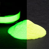 Turners Select Inlay Ultra-Glow Powder Chartreuse