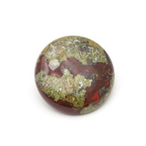 Turners Select Dragon Blood Jasper Stone Insert