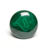 Turners Select Malachite Stone Insert
