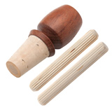 Turners Select Serrated Maple Dowel - 10 Pack
