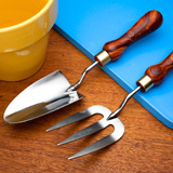 Turners Select Stainless Steel Gardening Tool Kit Set