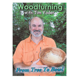 Tim Yoder From Tree to Bowl by Tim Yoder DVD