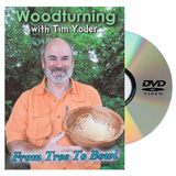 Tim Yoder From Tree to Bowl DVD