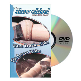 Alan Lacer The Skew Chisel DVD