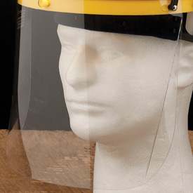 Apprentice Face Shield Replacement Visor