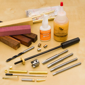 Apprentice Pen Turning Essentials Kit