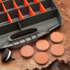 Apprentice Sanding Disc Starter Kit 6 Piece Set