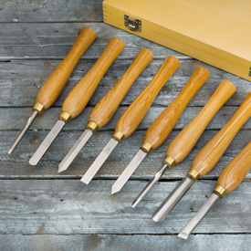 Apprentice Spindle Tools 8 Piece Set
