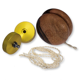 Artisan Ball Bearing Yo-Yo Kit
