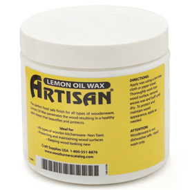 Artisan Lemon Oil Wax