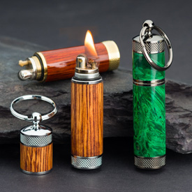 Artisan Key Ring Lighter Kit