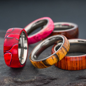 Workshop Ring Turning 101 with Mike Nish December 3-4, 2020