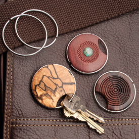 Artisan Wire Key Ring Kit - 3 Pack