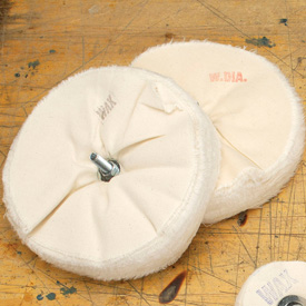 "Beall 8"" Buffing Wheel"