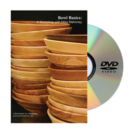 Bowlmaker Inc Bowl Basics DVD