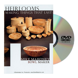 Making Heirlooms That Last DVD