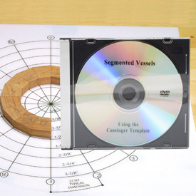 Cassinger Segmented Layout Template Instructional DVD